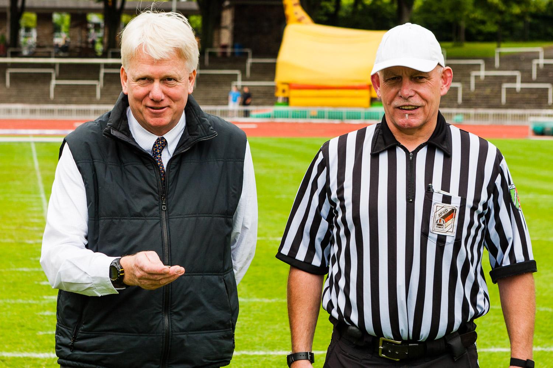 Reginalliga NRW 2013 - Dortmund Giants vs. Paderborn Dolphins
