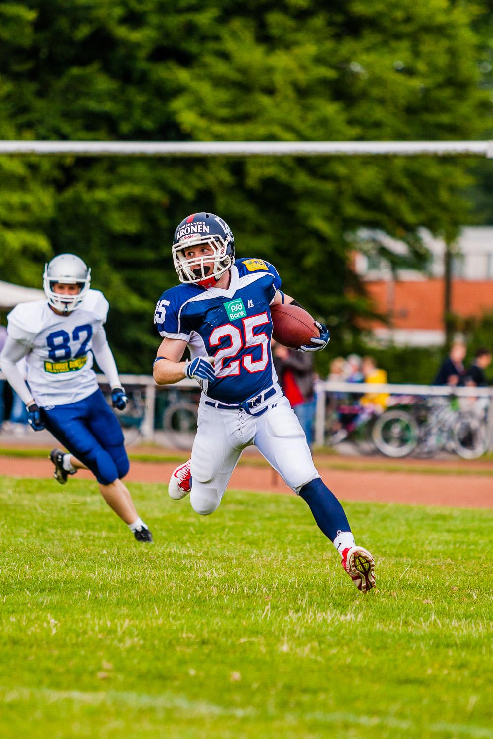 Reginalliga NRW 2013 - Dortmund Giants vs. Bochum Cadets