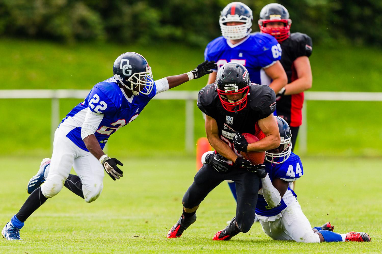 GFLJ 2014 - Dortmund Giants U19 vs. Düsseldorf Panther U19