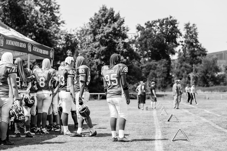 GFLJ 2015 - Dortmund Giants U19 vs. Cologne Crocodiles U19
