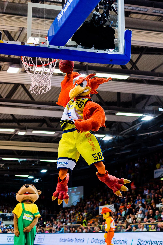 Phoenix Hagen vs. Telekom Baskets Bonn - 16.04.2015, Enervie Are