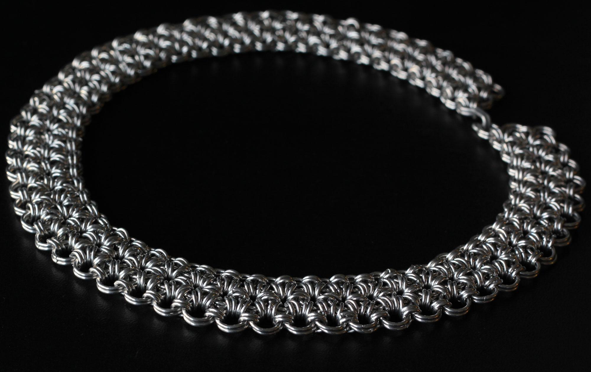 Musical Theater Collar: Aluminum