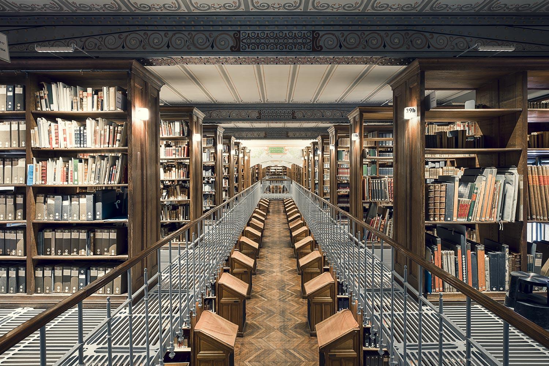 Bibliothèque Nationale de France, Paris, 1868