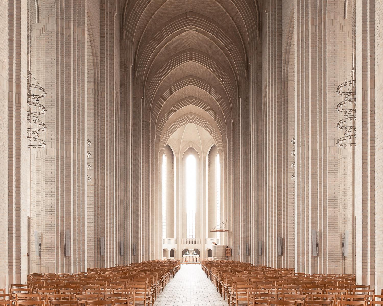 Grundtvigs Kirke, Copenhagen, Denmark (Peder Vilhelm Jensen-Klint, 1927)