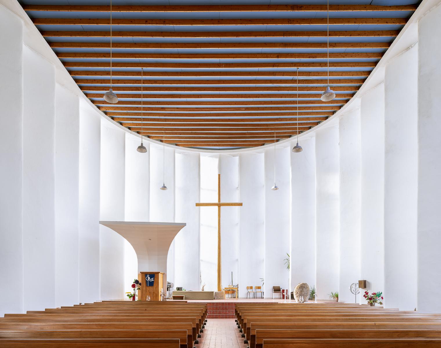 Opstandingskerk, Amsterdam (Marius Duintjer, 1956)