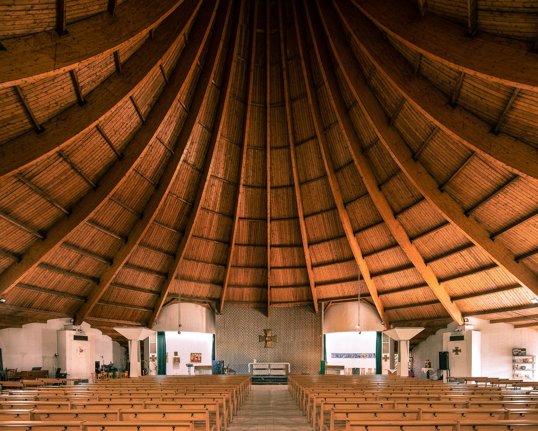 Notre Dame de Toute Joie, Grigny, France (Claude Balick, 1973)