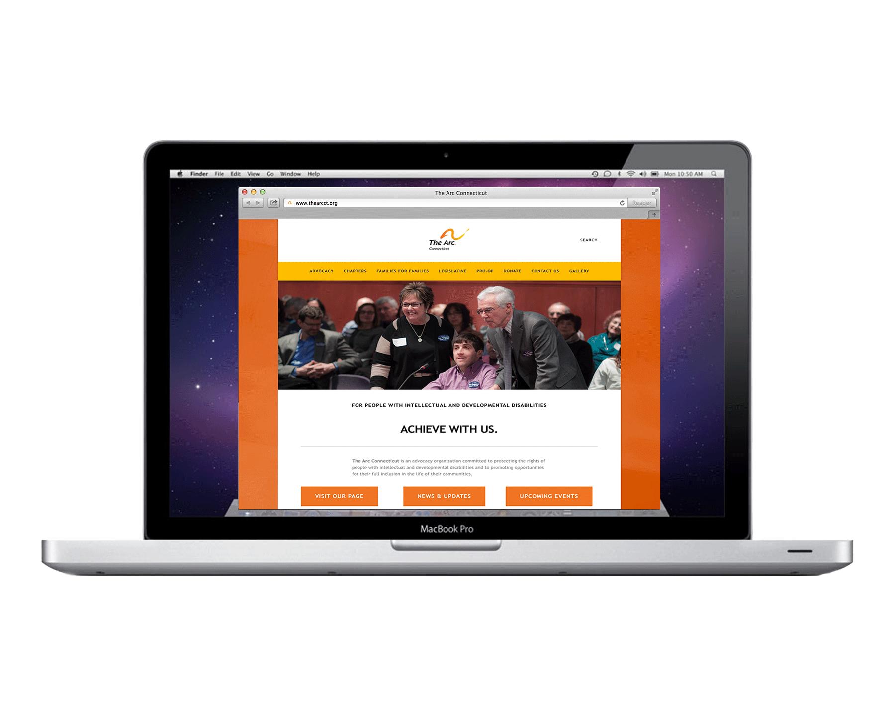 The Arc Connecticut Website