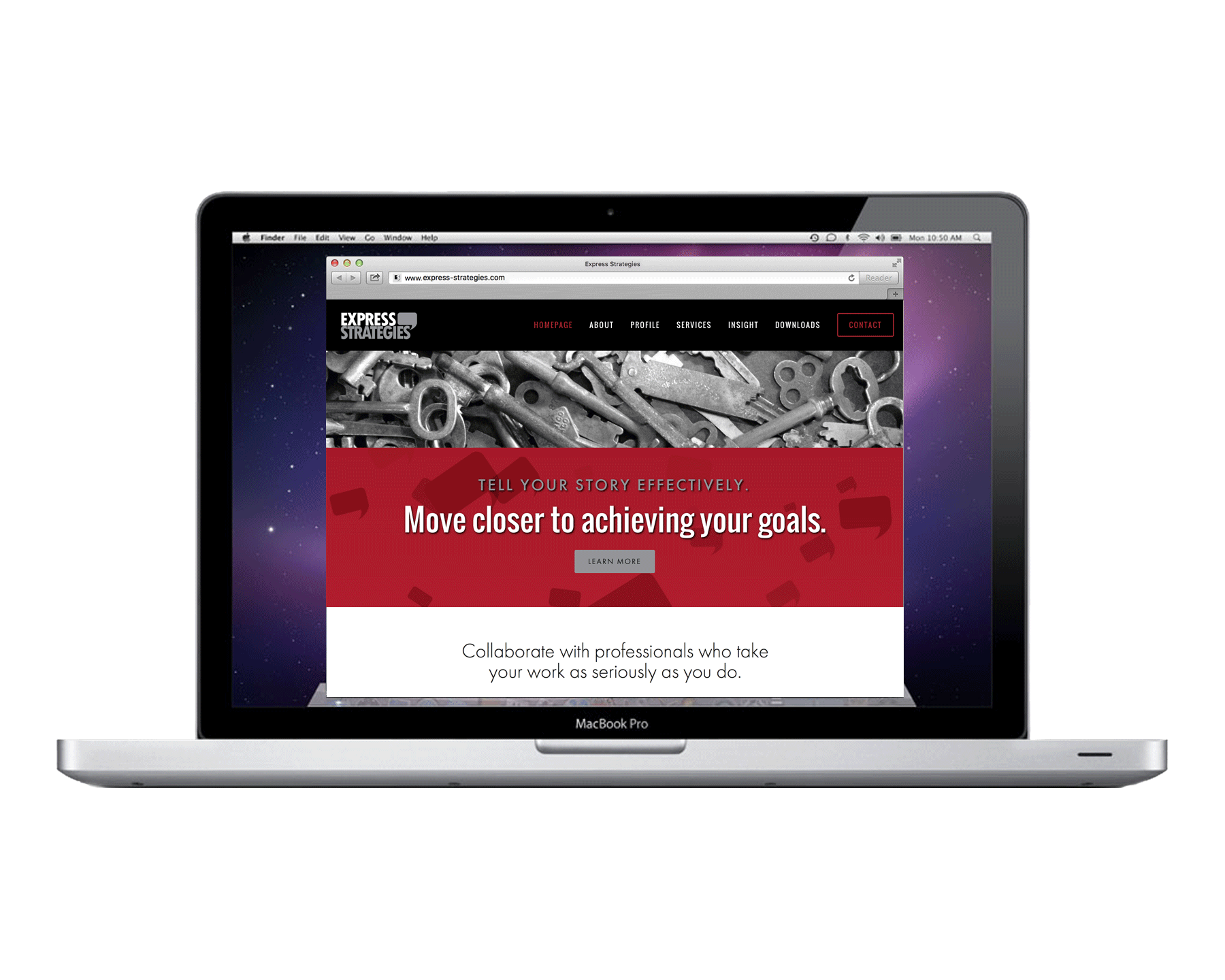 Express Strategies Website