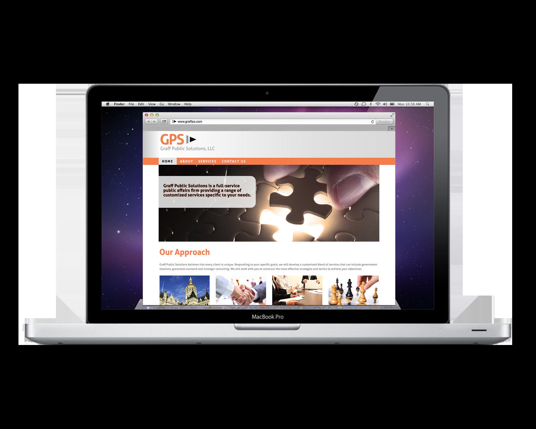 Graff Public Solutions Website