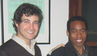 Cofounders : Joshua is an artist, writer, and educator; Moses is a computer engineer.
