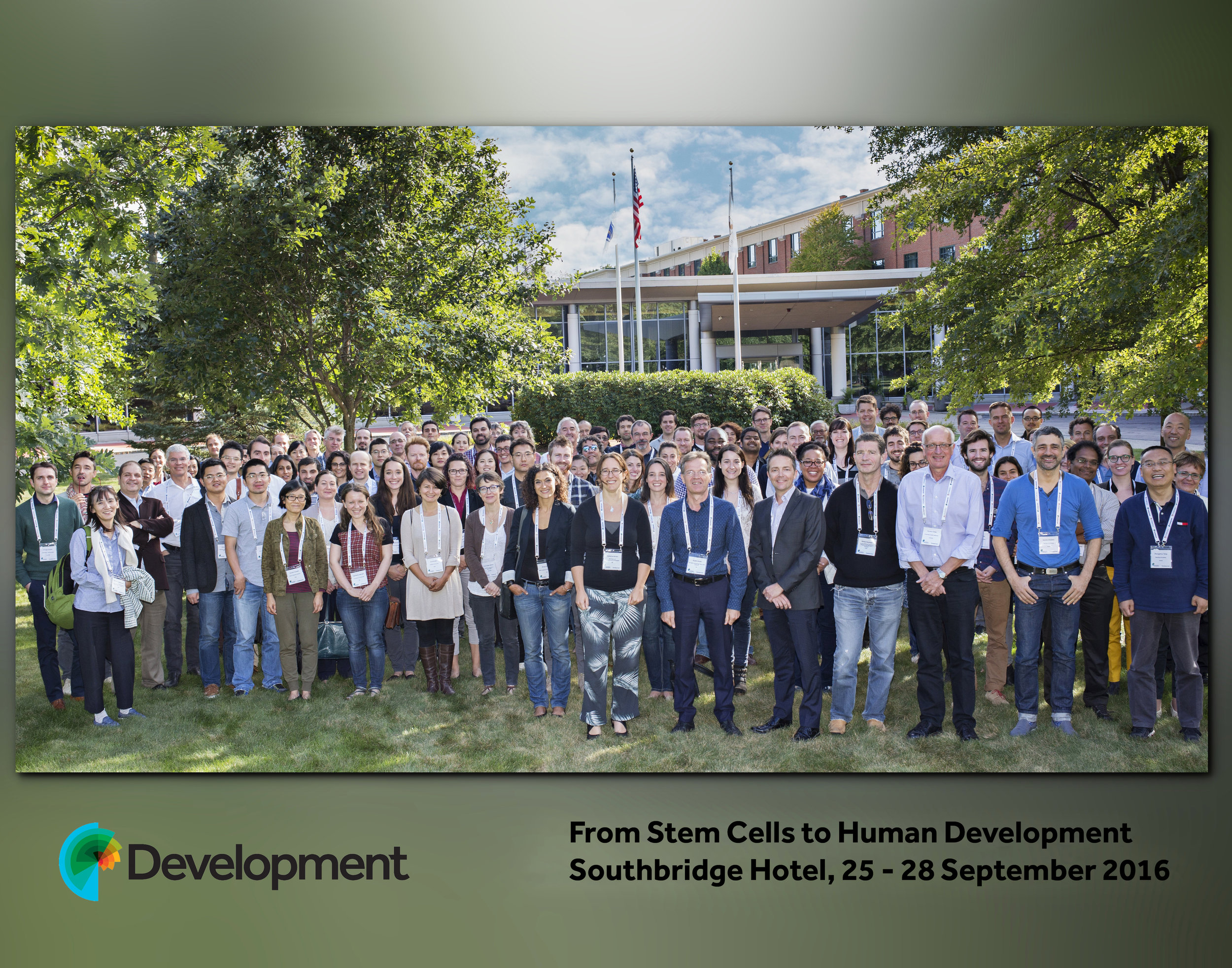 September, 2017 - The Company of Biologists Human Development Meeting