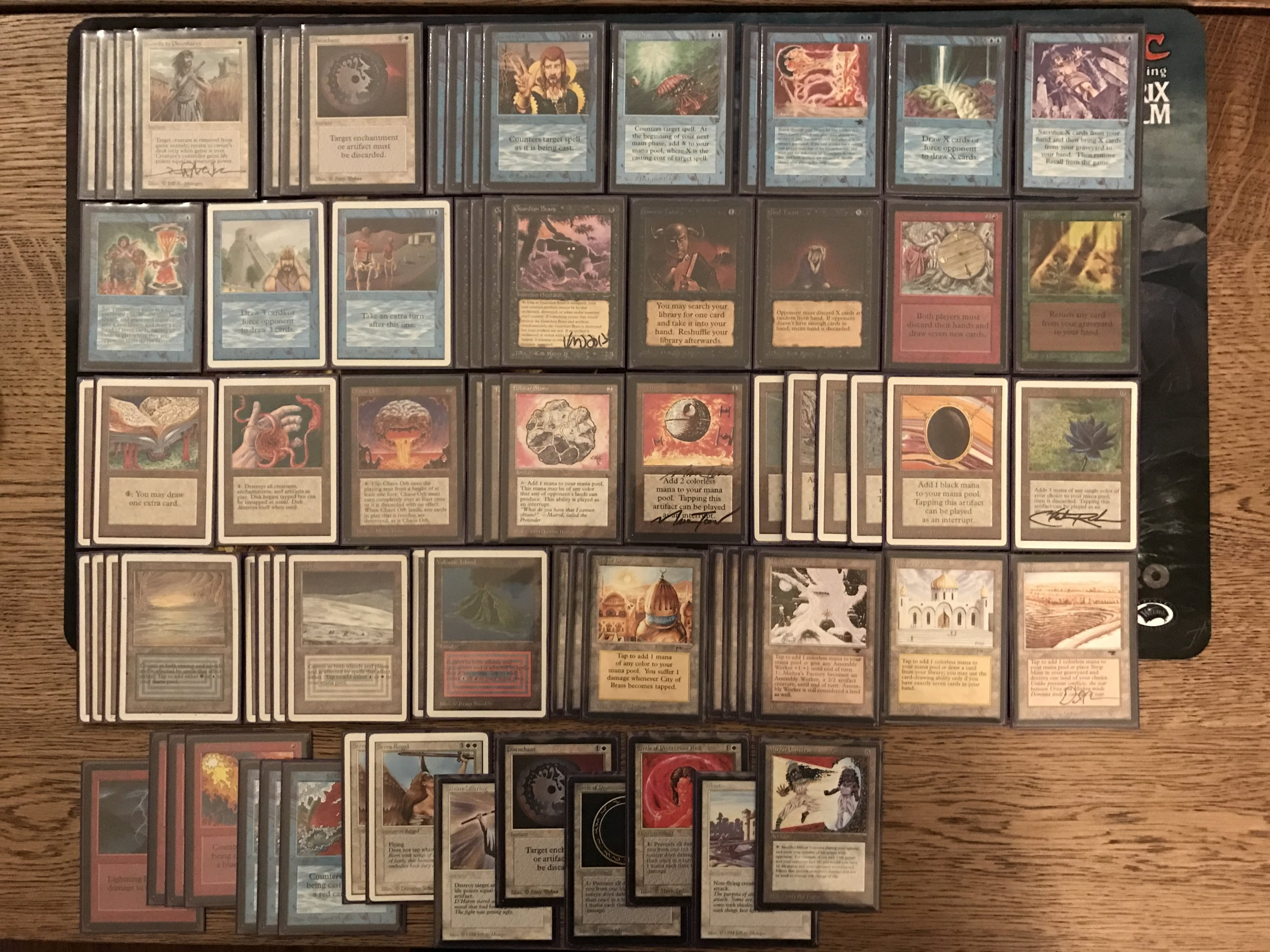 Deck by Gordon Andersson