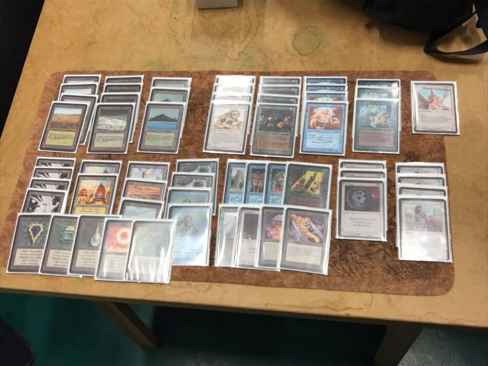 Deck by Marc Lanigra