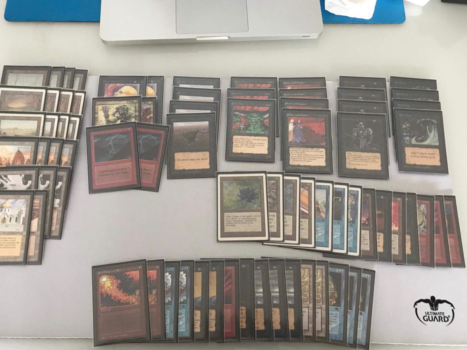 6 - Patric Hiness - Evil Deck
