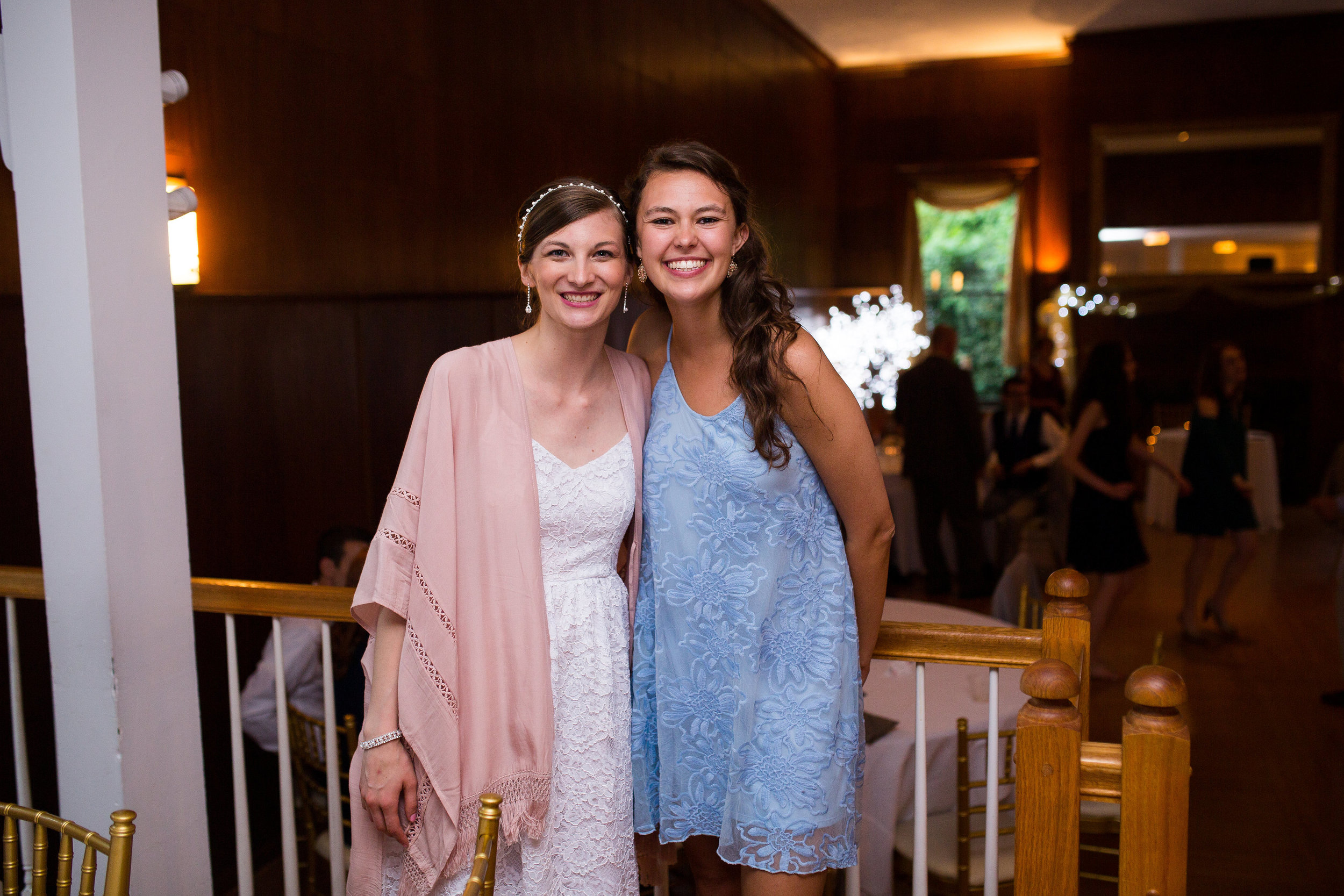 Ruth & me! Photo by Kharis Photography