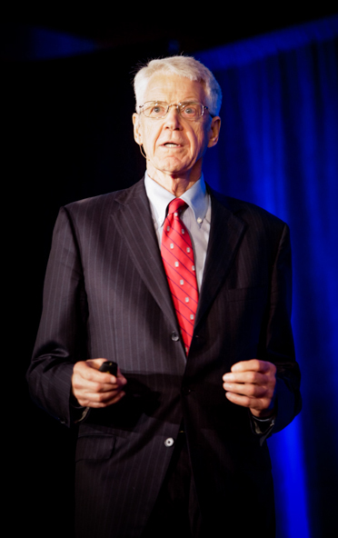 Caldwell Esselstyn, MD - author of  Prevent & Reverse Heart Disease