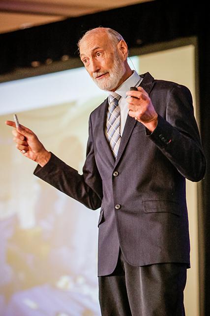 Michael Klaper, MD - Medical Director at True North Health Center.