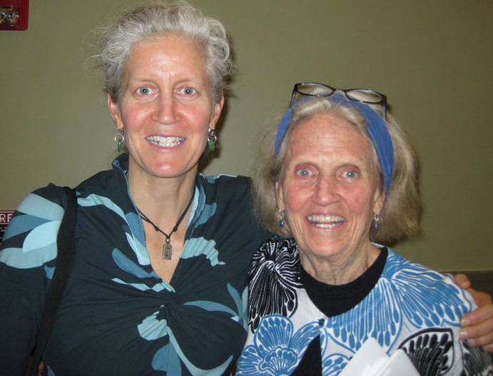 Jane & Ann Esselstyn - Authors, Prevent & Reverse Heart Disease Cookbook