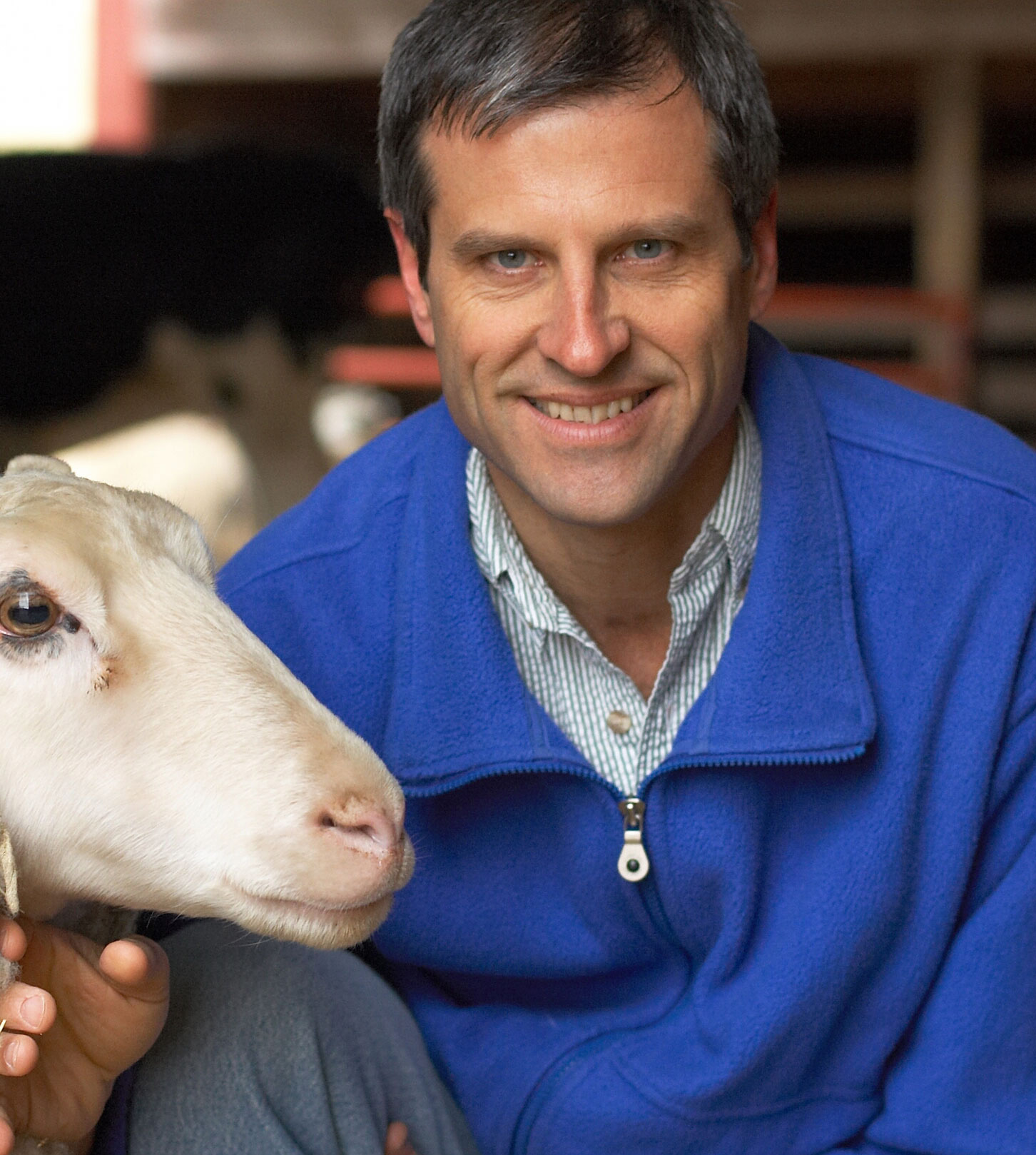 Gene Baur - President and Co-founder, Farm Sanctuary