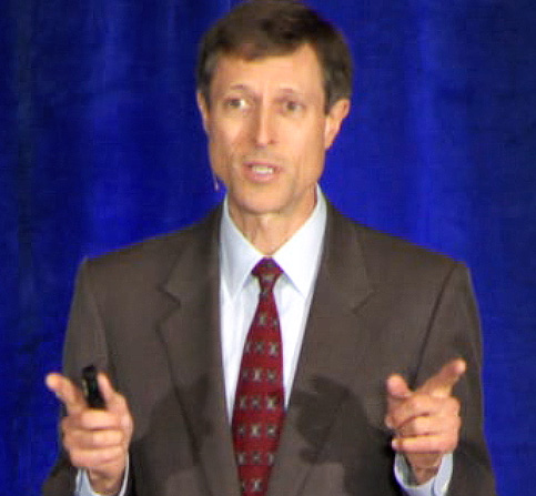 Neal Barnard, MD - founder, Physicians Committee for Responsible Medicine