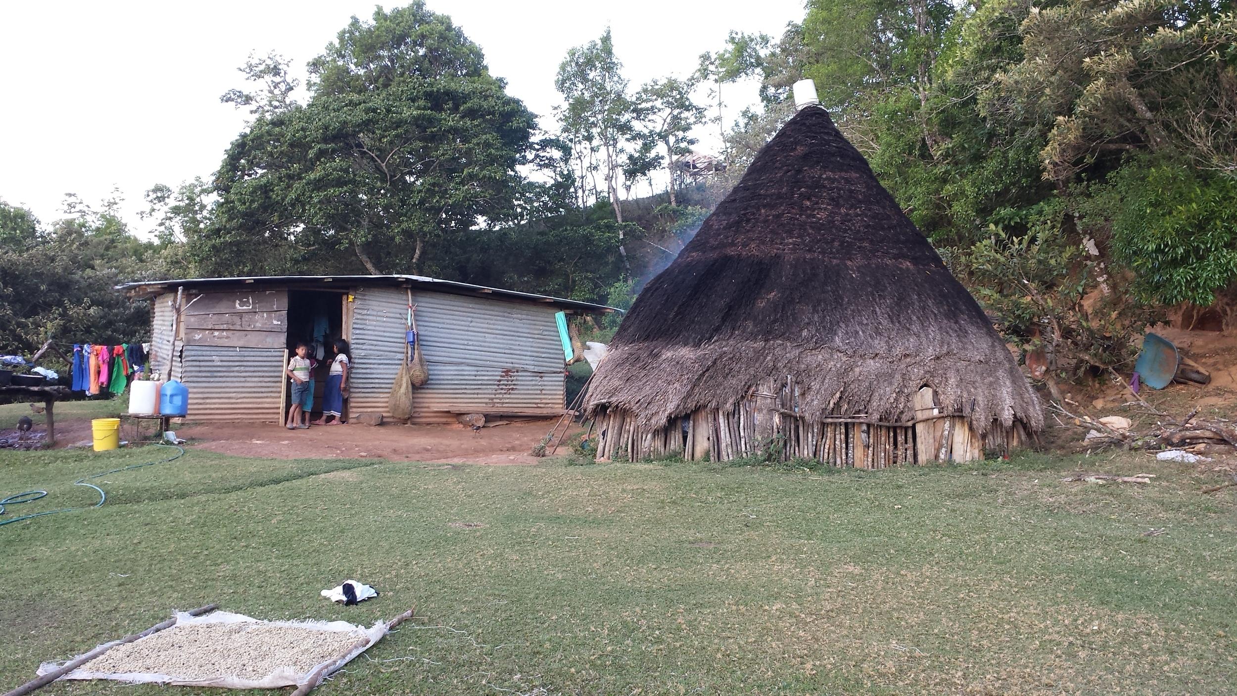 Ram  on's house in  Rat  ó  n .