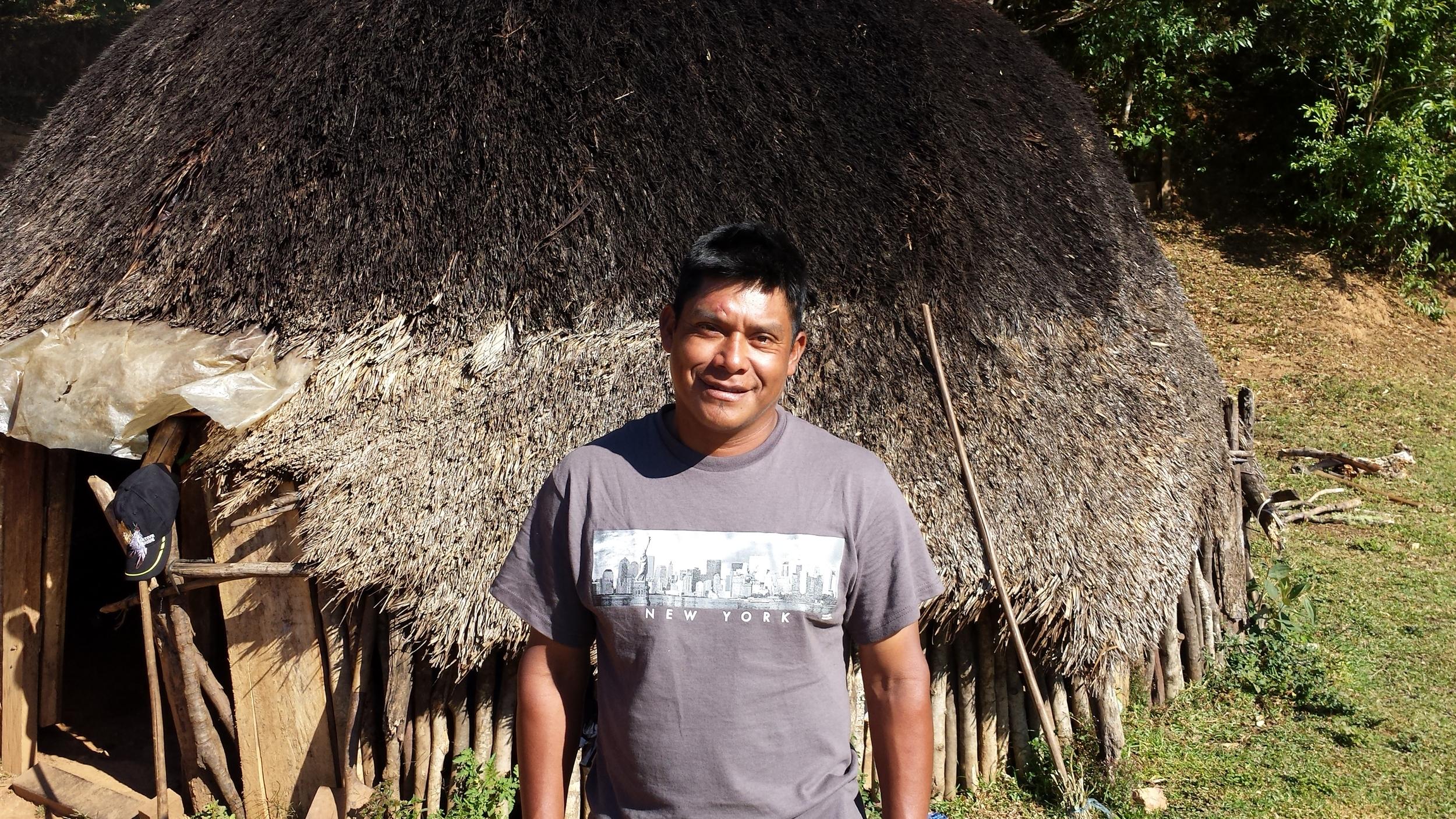 Few for Change/Unidos por el Cambio volunteer Ramon Pineda.