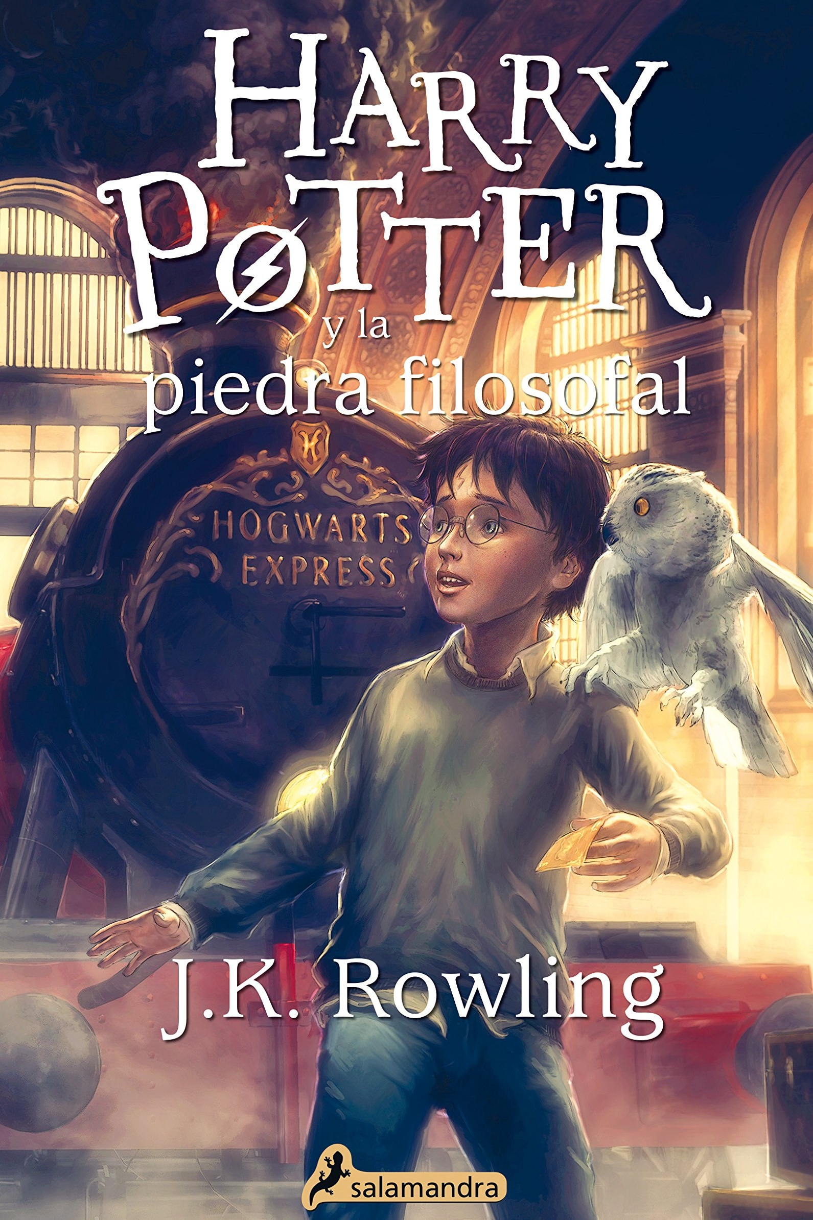 Harry Potter and the Philosopher's Stone  By: J.K. Rowling   Hogwarts, wizards, muggles, and magic!