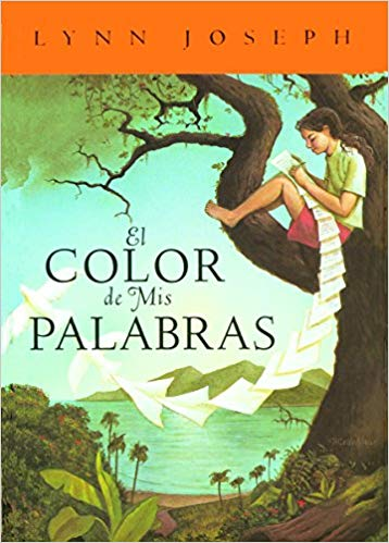 The Color of My Words  By: Lynn Joseph   A story about a 12-year-old would-be writer living in a small village in the Dominican Republic