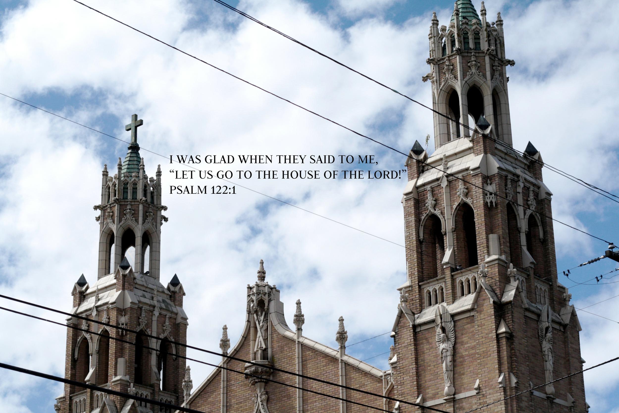 Psalm 122 nadinewouldsay