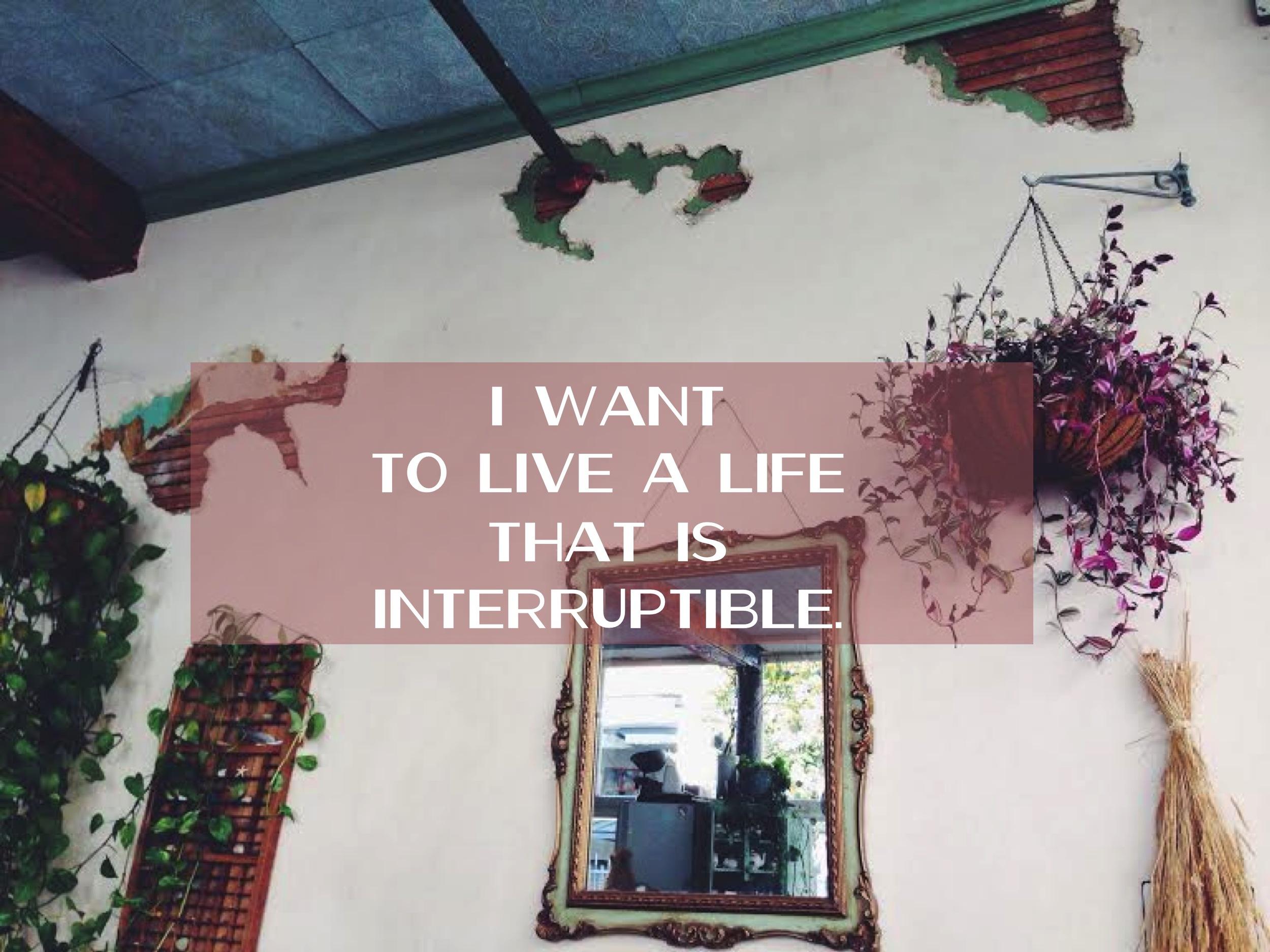 live interruptible nadinewouldsay