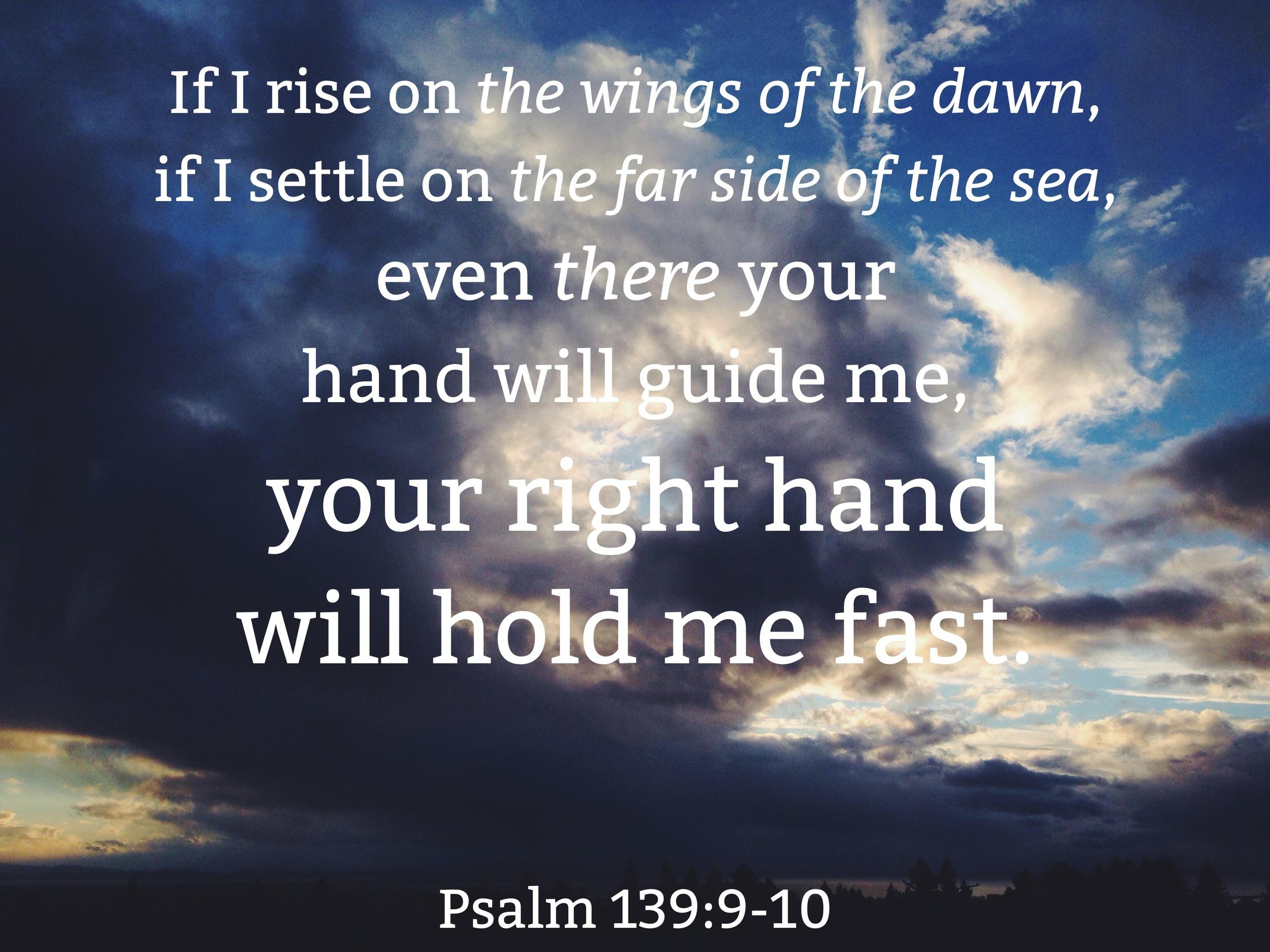 Psalm 139 via nadinewouldsay scripture as home