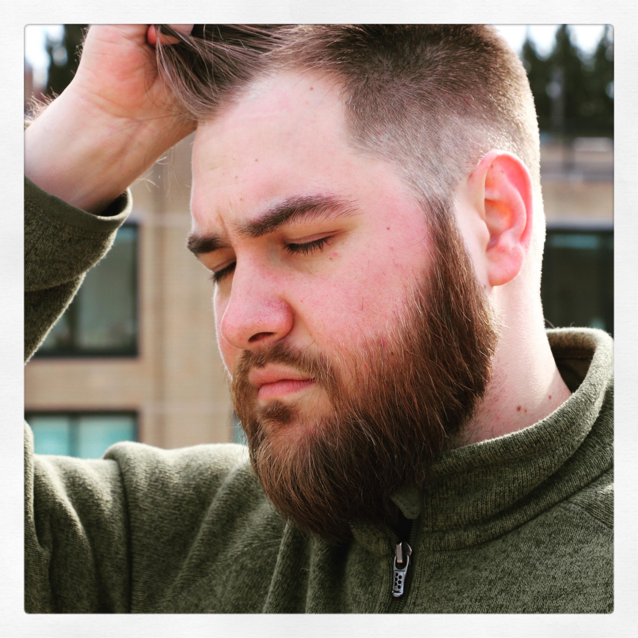 Beard got me like...