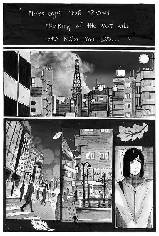 Rainy Tuesdays - pg 6