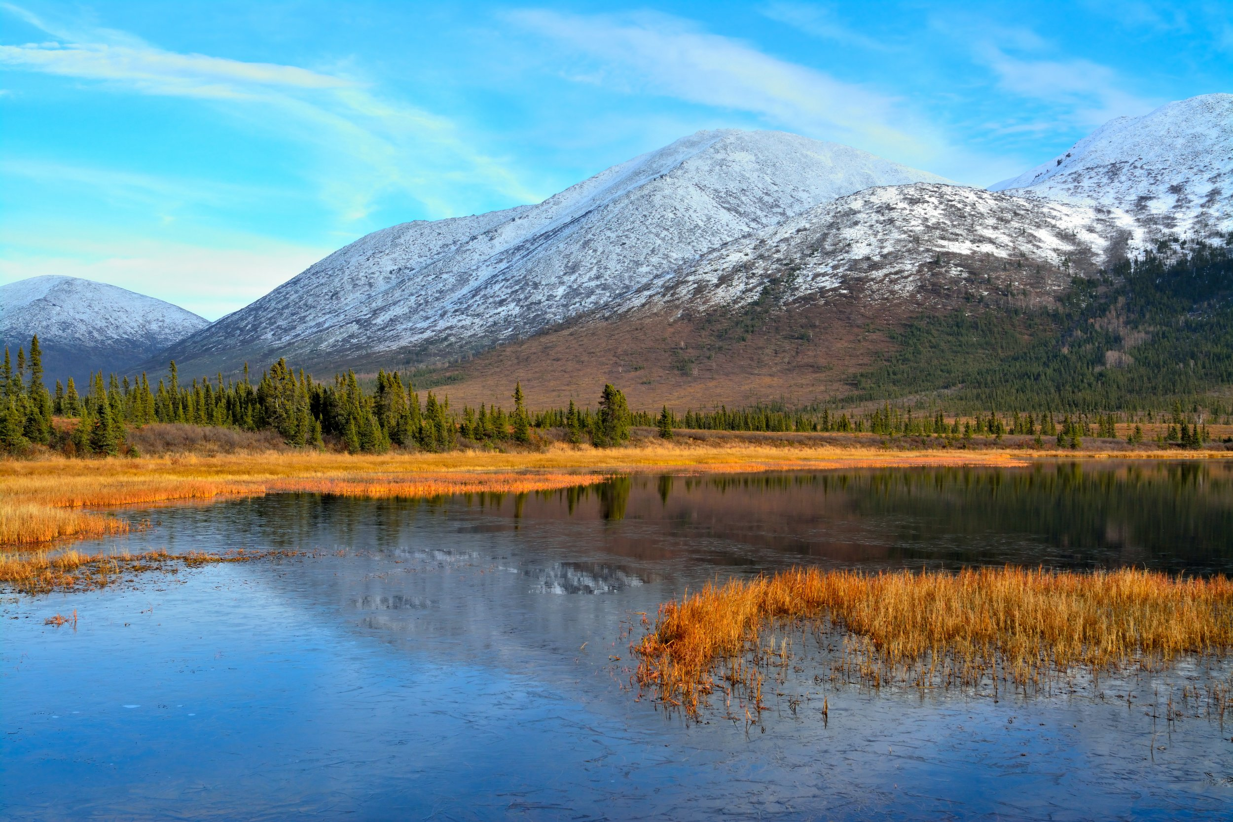 Grayling Lake, AK