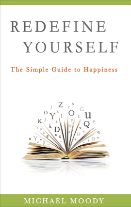 Self-help book by author and Chicago personal trainer, Michael Moody