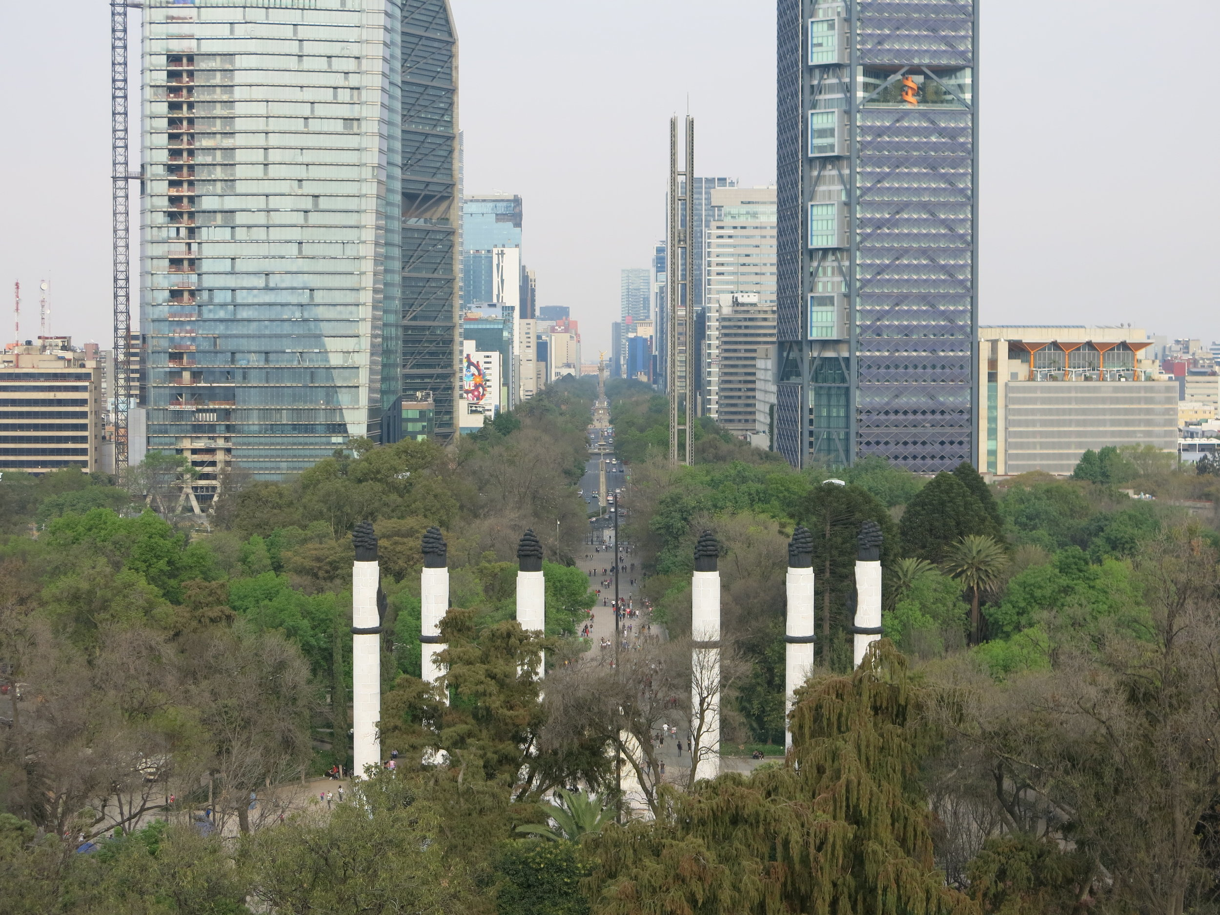 Reforma Mexico City