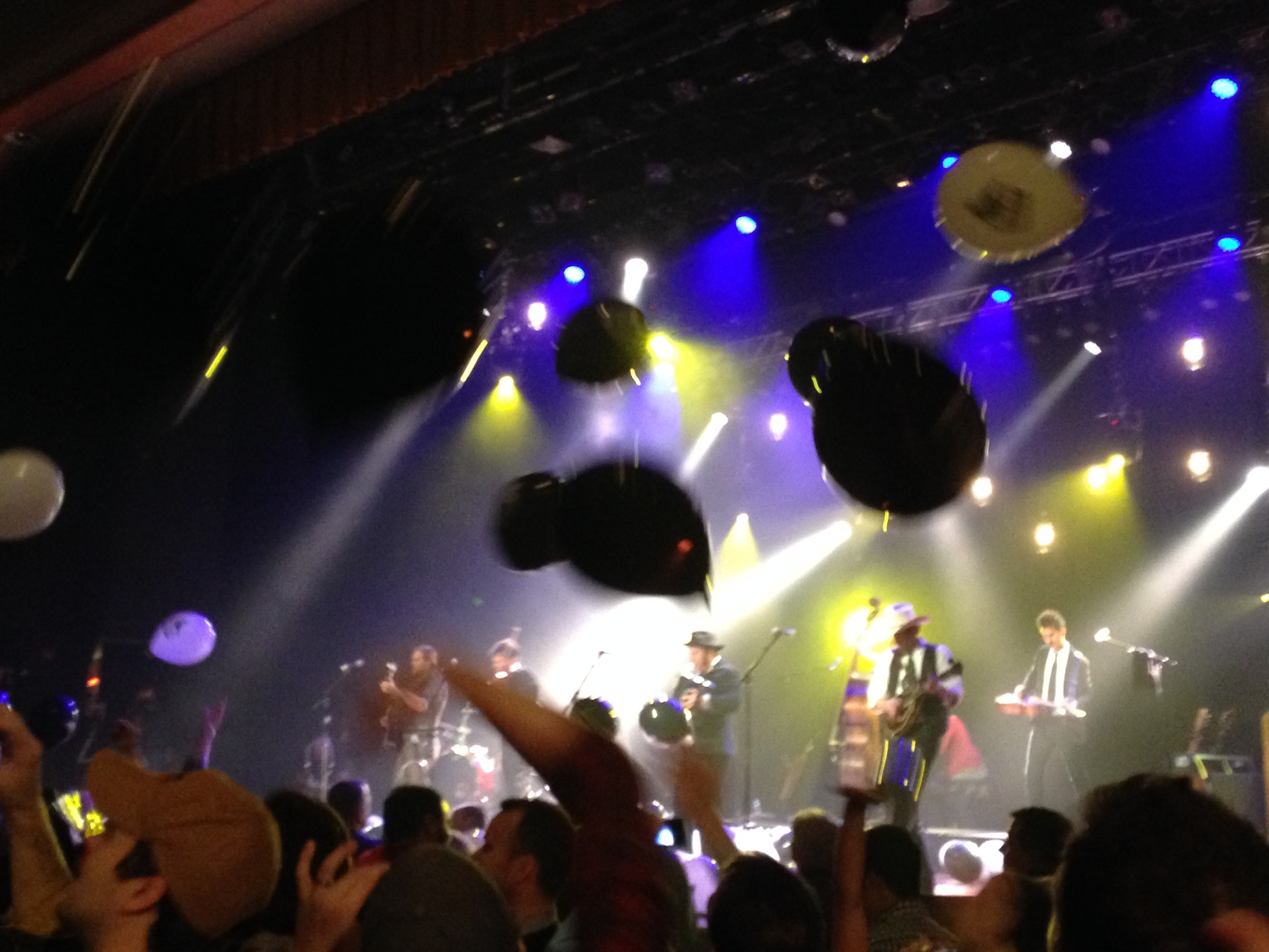 Old Crow Medicine Show rings in the new year