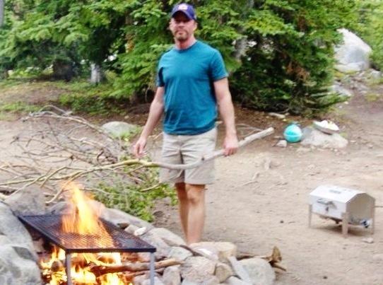 Camping along Hagerman Pass
