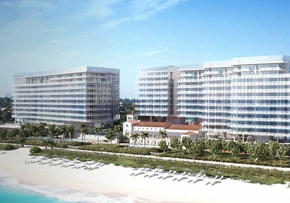 Four Seasons Hotel Miami Surf Club