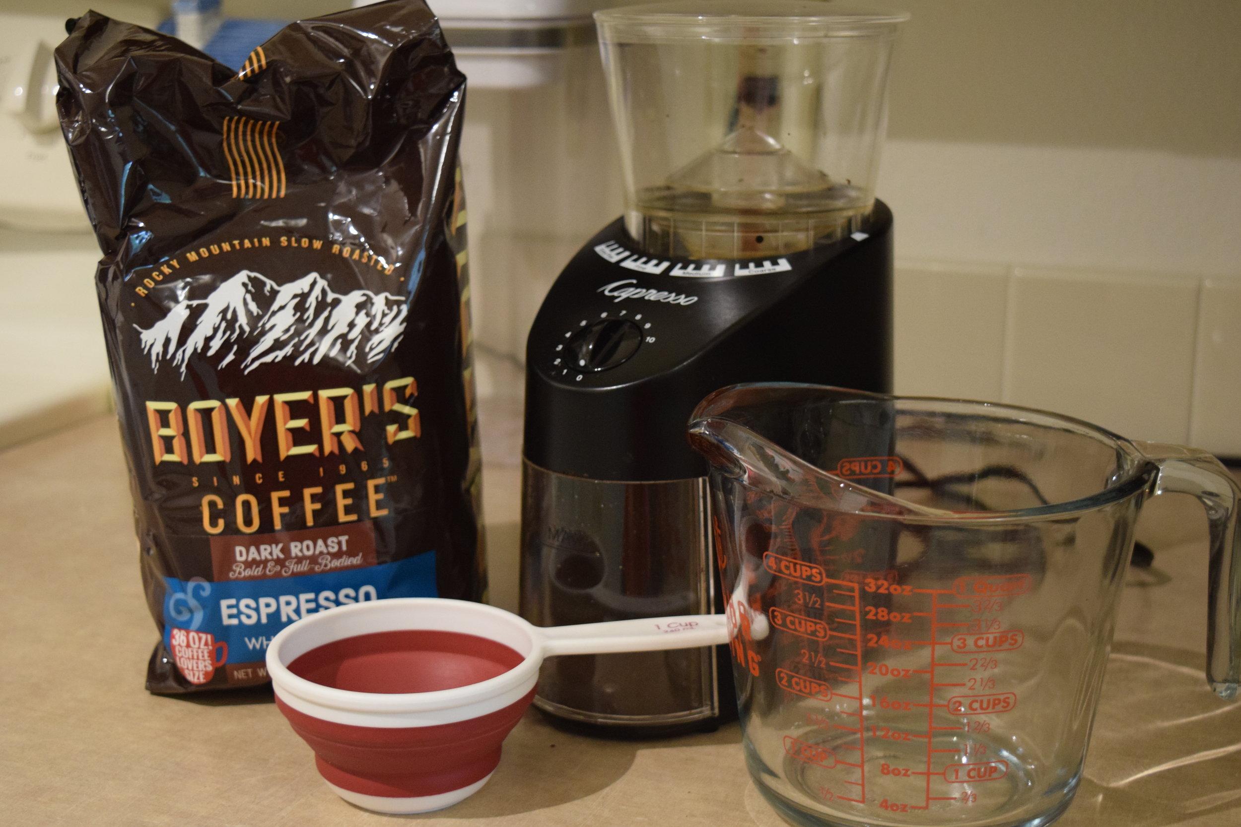 capresso_grinder_boyers_coffee.JPG