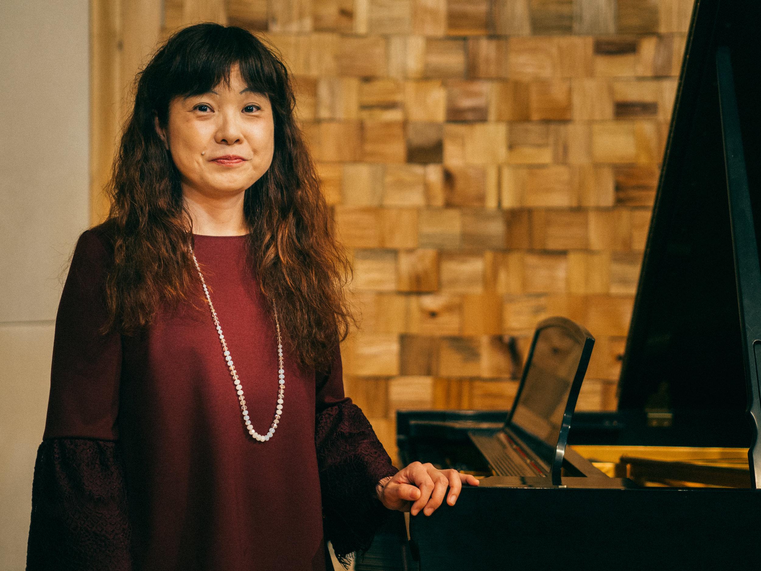 Composer Saori Kobayashi