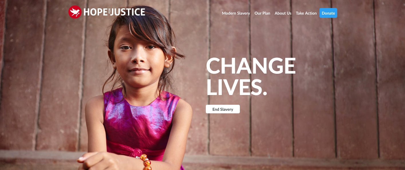 Hope for Justice -