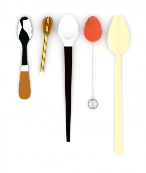Helpful Spoons  by IDEO, in  Made in the Future .