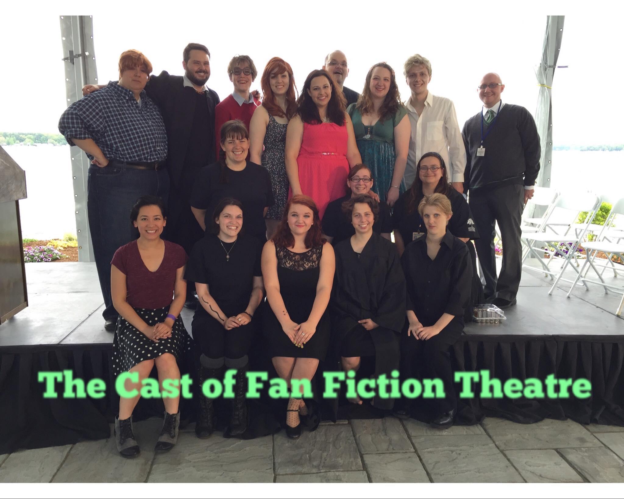 Fan Fiction Theatre