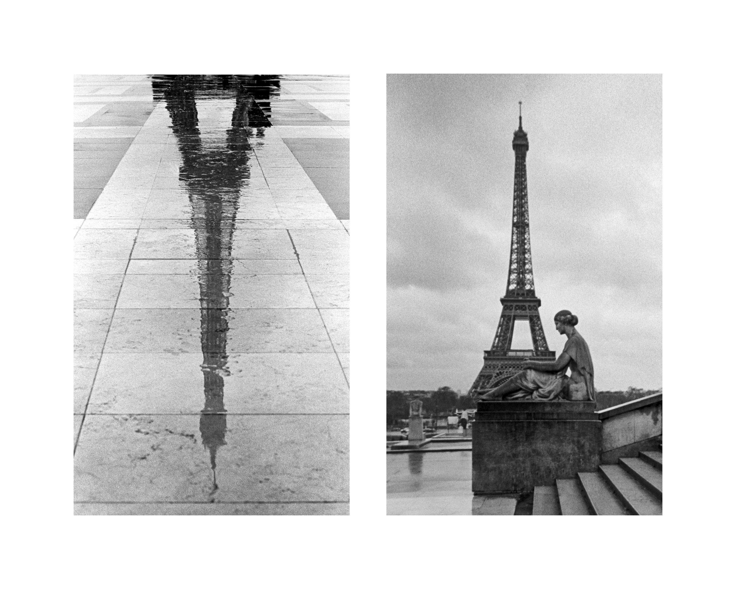 Eiffel Diptych, Paris, 2019