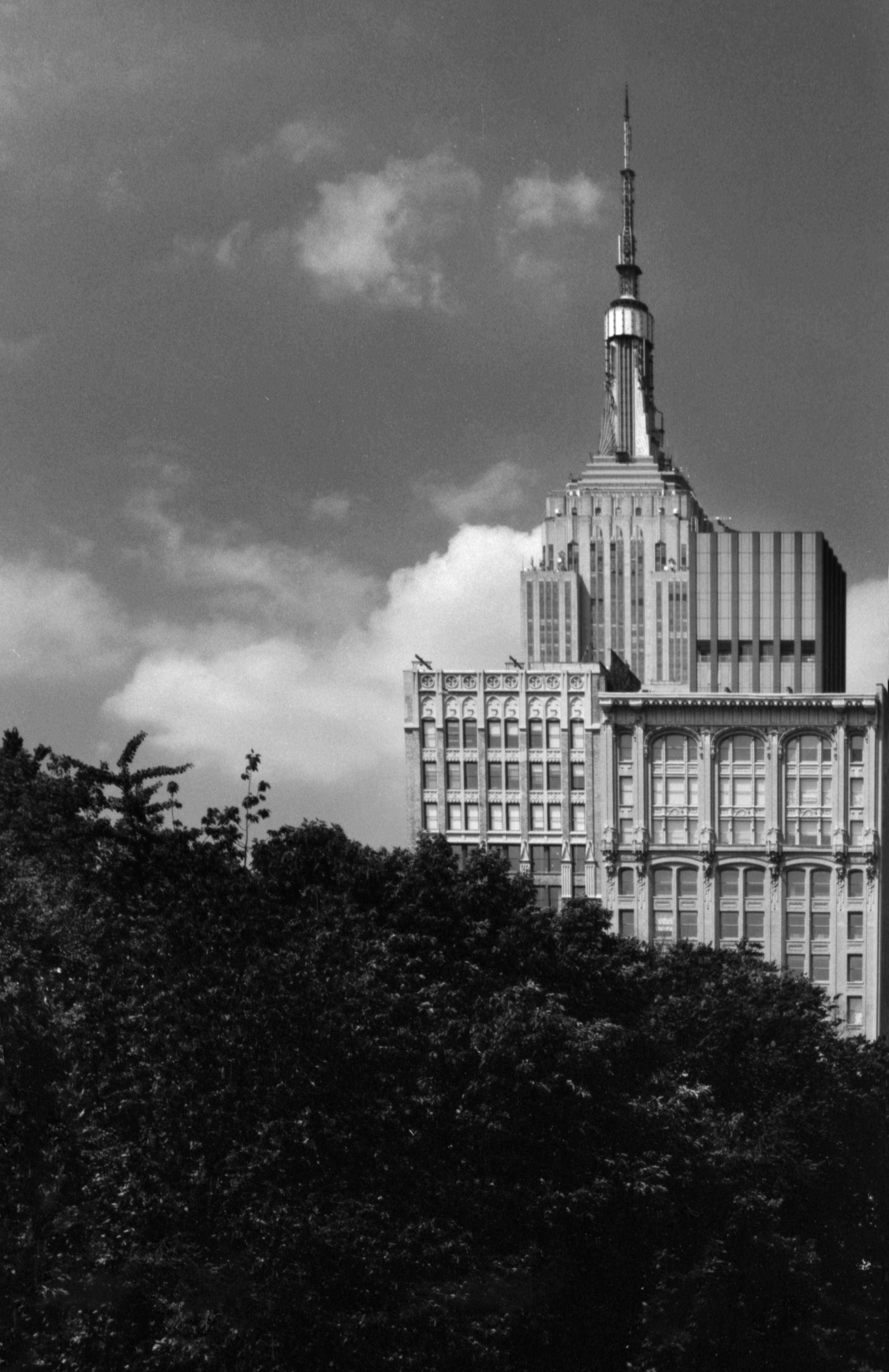 Empire State Building, Study 19