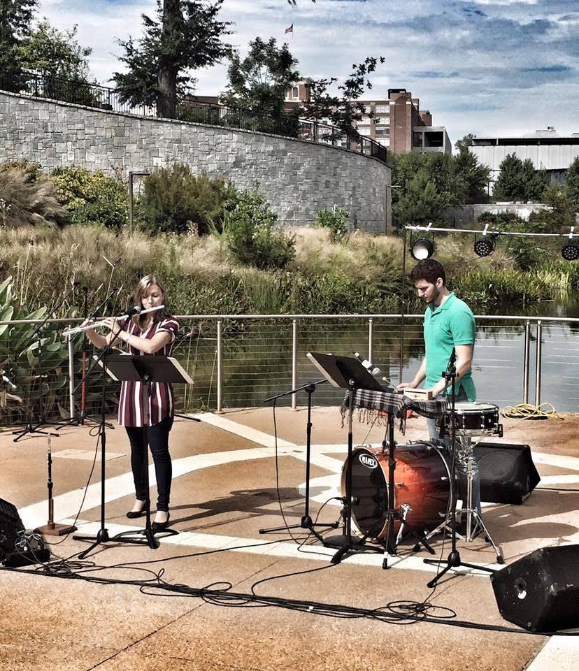 Beltline Aviary  - performed with Aleksandra Tevdoska