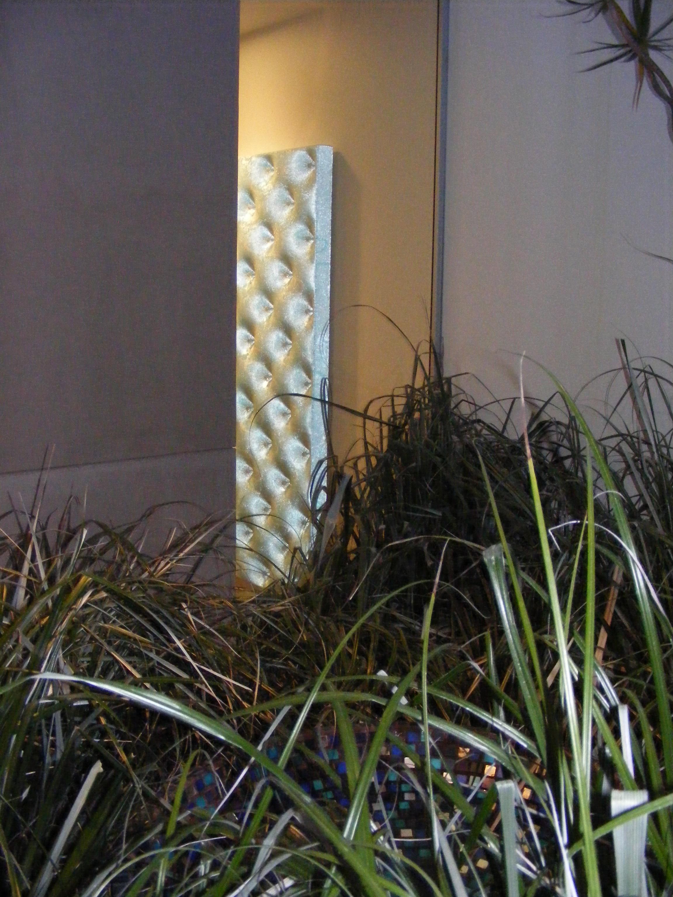Elizabeth Thomson,  Blue Venus,  acrylic, lacquer, polymer resin, fibreglass
