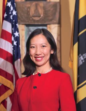 Dr. Leana Wen, M.D.