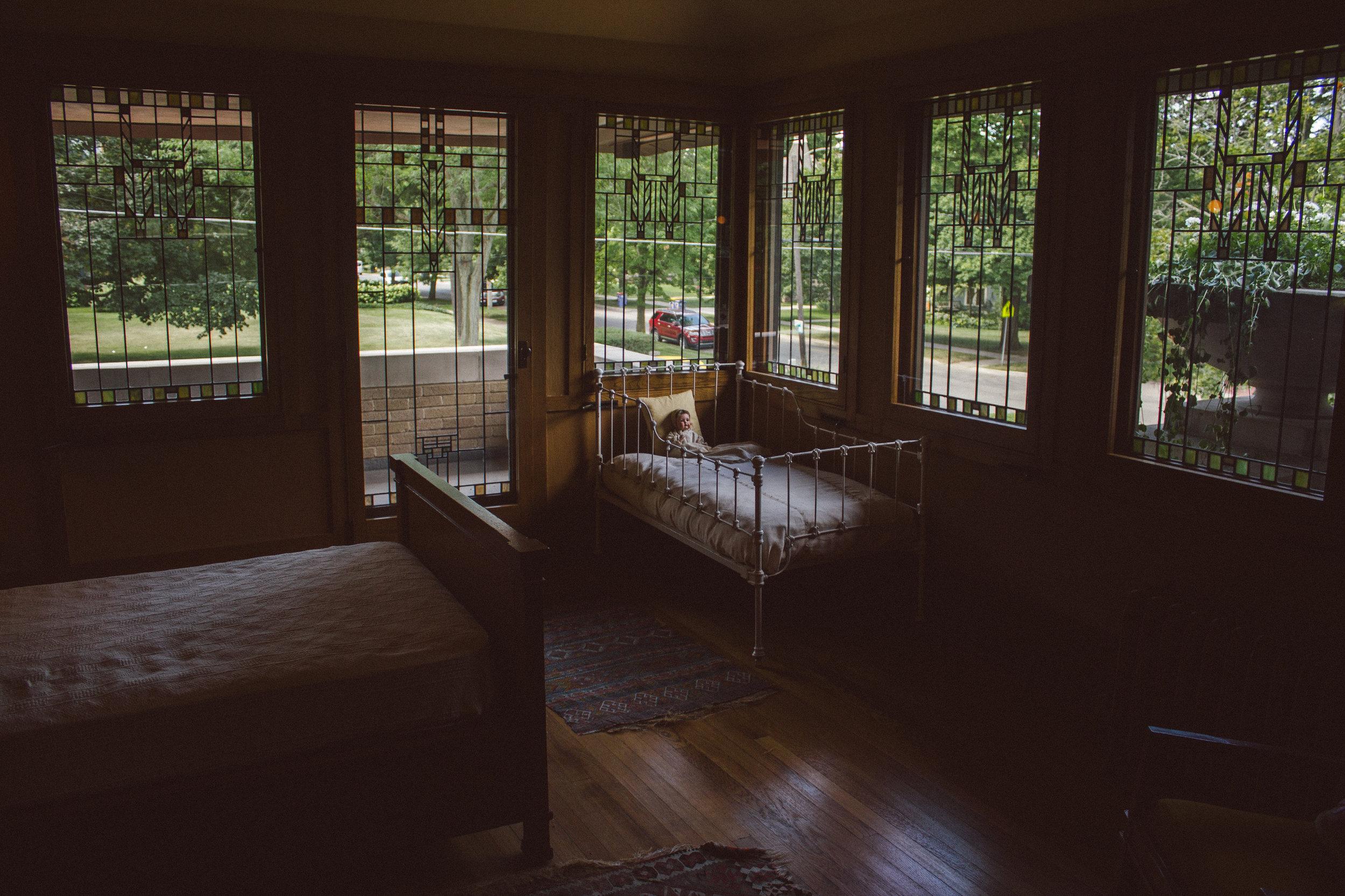 Meyer child's bedroom